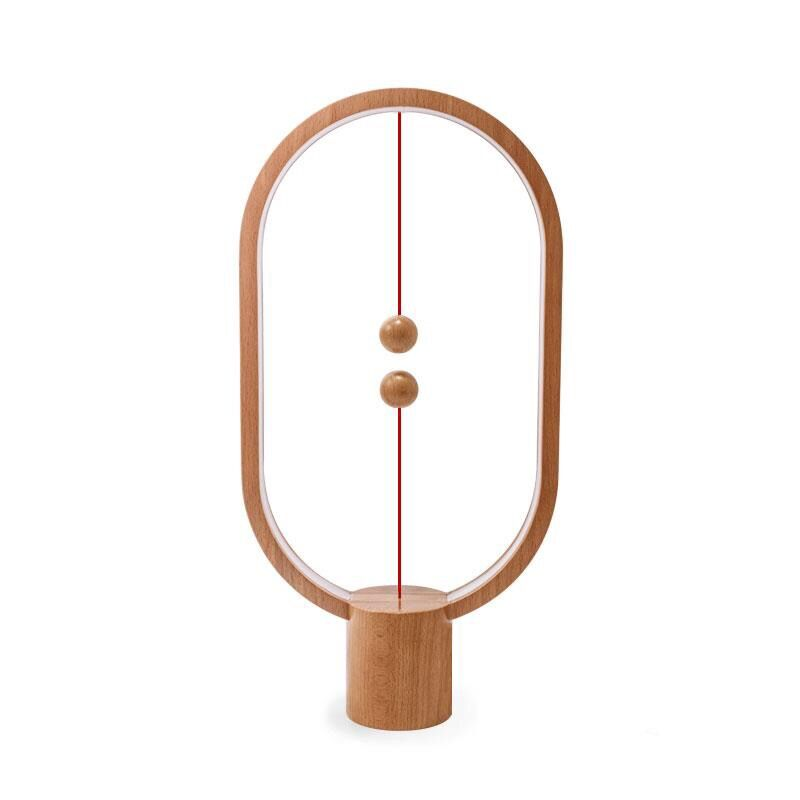 Heng Balance Lamp for wood