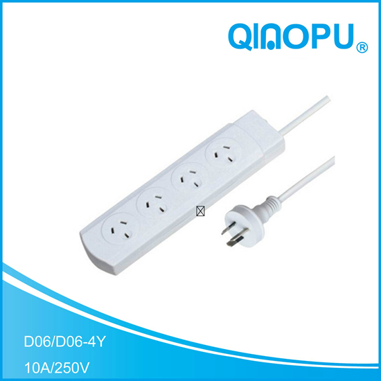 Australia and New Zealand power board D06-4Y