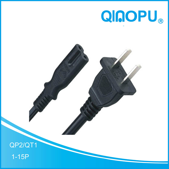 QP2  UL power cord