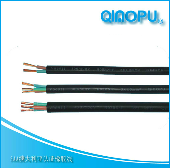 SAA RUBBER CABLE