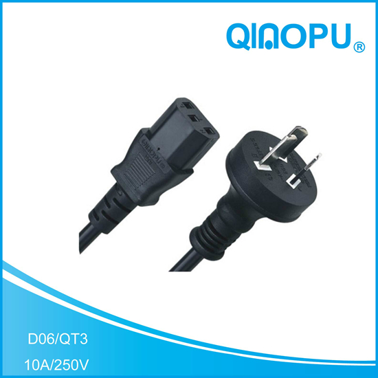 D06-QT3 SAA POWER CORD